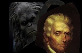 Daniel Boone Sasquatch Encounter