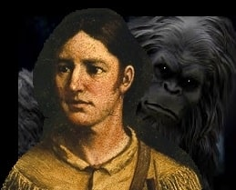 Sasquatch Encounter of Davy Crockett