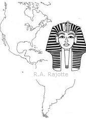 Ancient Egyptians in America Leader Image
